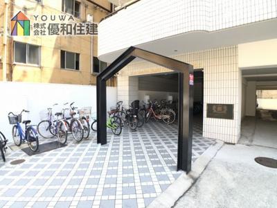 【エントランス】ライオンズマンション明石西新町第2