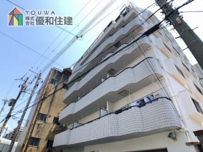 【外観】ライオンズマンション明石西新町第2