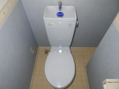 【トイレ】レインボー明大前