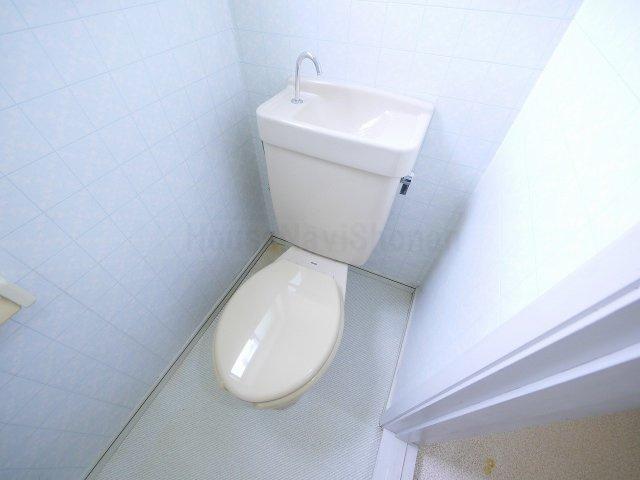 【トイレ】カナディアンハイツ湘南