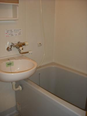 【浴室】パイントリーⅢ