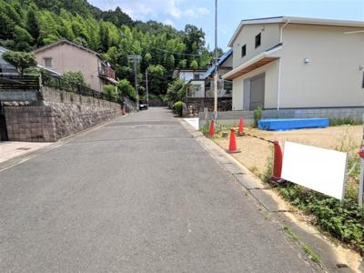 【前面道路含む現地写真】京都市伏見区醍醐大高
