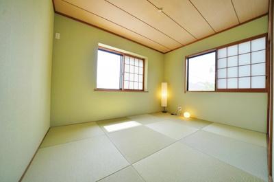 【和室】リフォーム済。富士山が望めます!保土ケ谷区岩井町 中古戸建て
