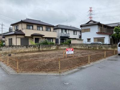 【外観】春日部市花積土地