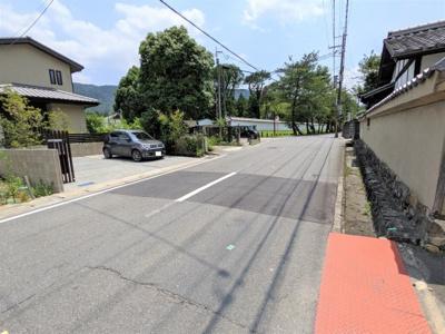 【前面道路含む現地写真】京都市伏見区醍醐東大路