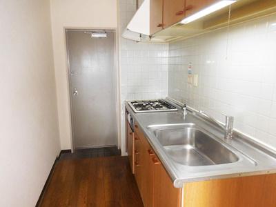【キッチン】リベラス12棟