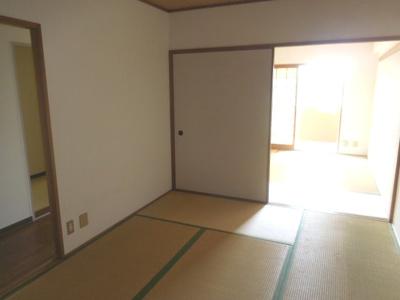 【和室】リベラス12棟