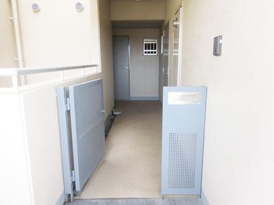 【玄関】リベラス12棟
