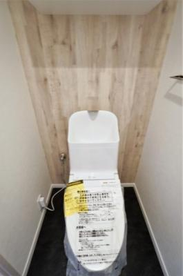 【トイレ】ヴィルヌーブ浦和常盤