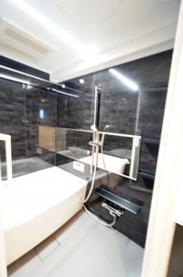 【浴室】ヴィルヌーブ浦和常盤
