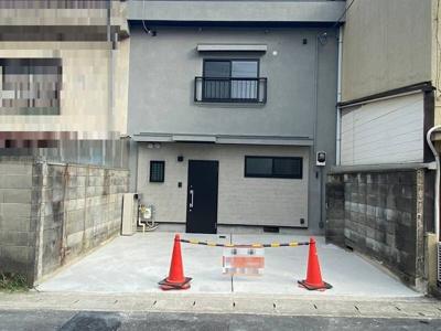 【外観】山科区勧修寺堂田
