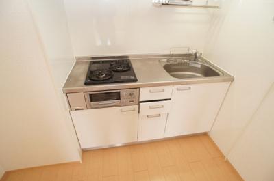 【キッチン】グリーンパーク尾浜II
