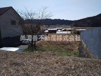 【展望】56944 山県市梅原土地