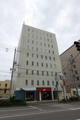 【外観】函館第一ビルディング