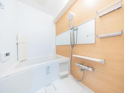 【浴室】A209 日商岩井国立マンション