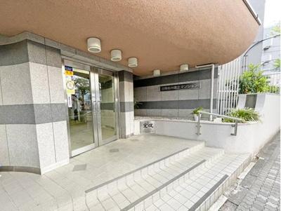 【エントランス】A209 日商岩井国立マンション