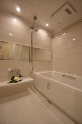 【浴室】モンファイエ菊川