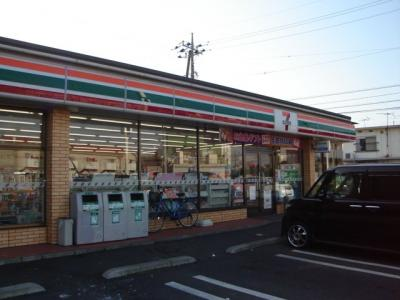 セブンイレブン石岡鹿の子店まで826m