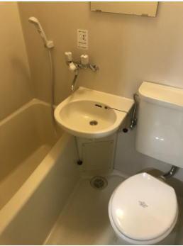 【浴室】シーモス武蔵新城