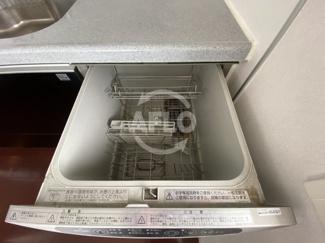 ヴィークタワーOSAKA 食器洗乾燥機