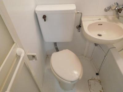 【トイレ】PIER上高田