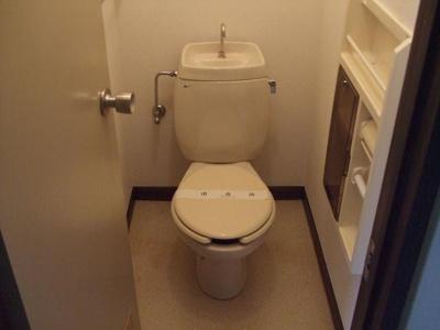【トイレ】フレグランス飯島B