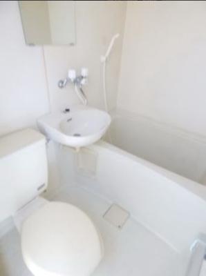 【浴室】ベルハイム牛浜
