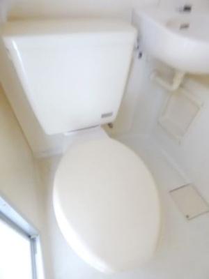 【トイレ】ベルハイム牛浜