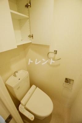 【トイレ】パークウッドレジデンス日本橋