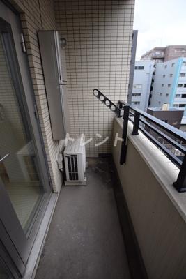 【バルコニー】パークウッドレジデンス日本橋