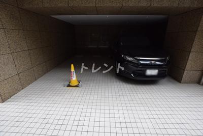 【駐車場】パークウッドレジデンス日本橋