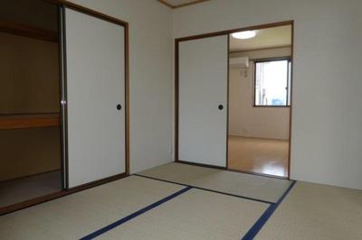 【和室】サンコーポ小野C