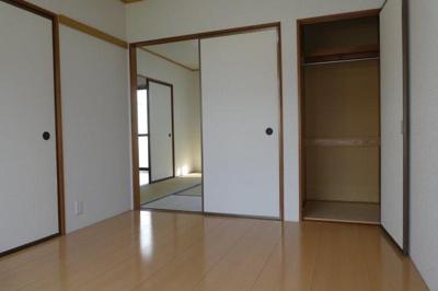 【洋室】サンコーポ小野C
