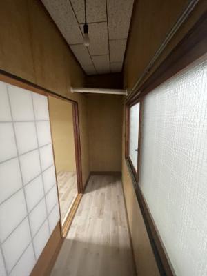 【洋室】上ノ島町2丁目テラス
