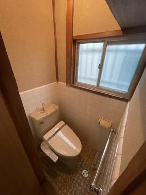【トイレ】上ノ島町2丁目テラス