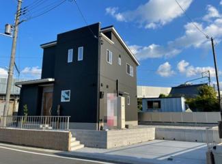 【外観】野洲市上屋 11号地 新築戸建