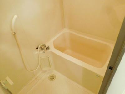 【浴室】サンヒルズハイツ