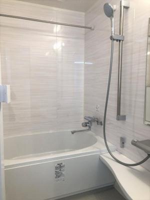 【浴室】芝二丁目ハイツ