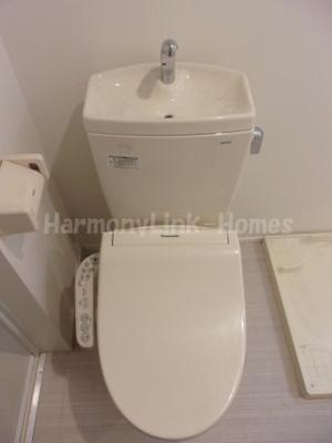 ハーモニーテラス青井のトイレも気になるポイント