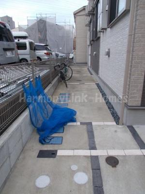 ハーモニーテラス青井の駐輪スペース☆