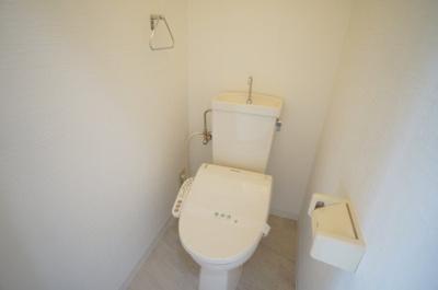 【トイレ】セゾン壱番館