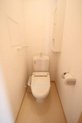 【トイレ】グレンツェン参番館