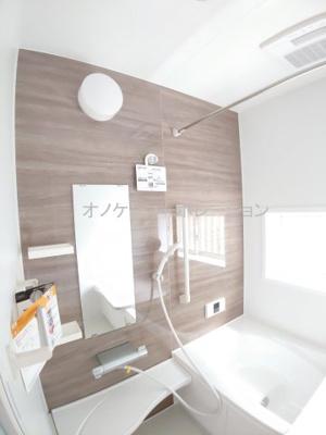【浴室】三木緑が丘町西7期 2号棟 ~新築一戸建て~