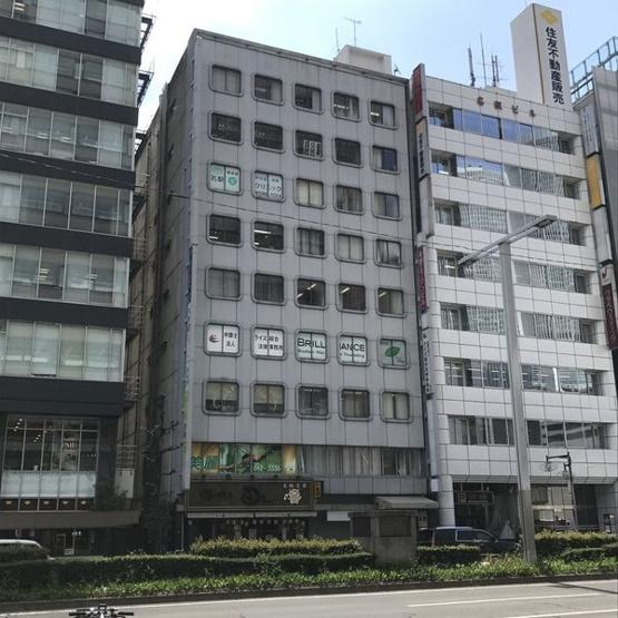【外観】名駅エフワンビル