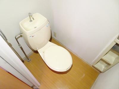 【トイレ】フォーブル桜上水