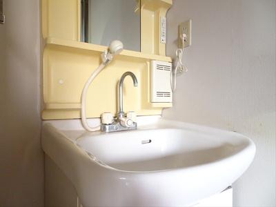 【洗面所】フォーブル桜上水