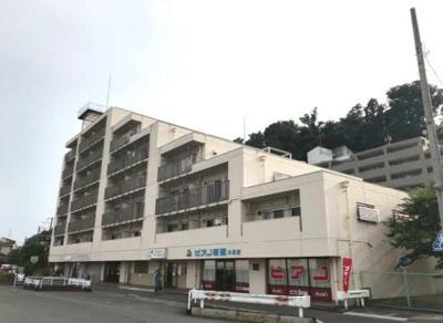 【外観】カマクラ大船コーポ