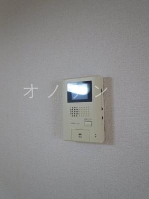 TV付きドアホン