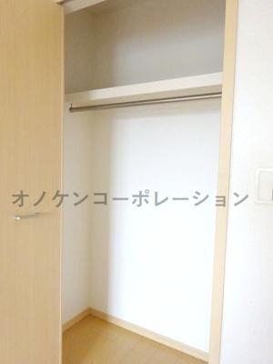 【収納】カーサフェリーチェⅡ