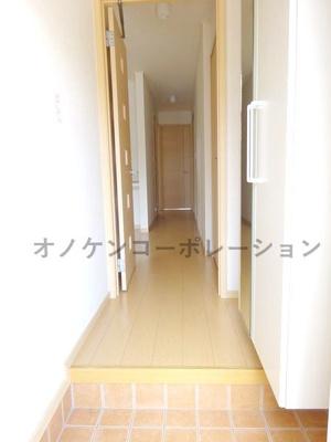 【玄関】カーサフェリーチェⅡ
